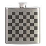 Chess Checker Board Flask