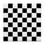 Chess Checker Board Tile Coaster