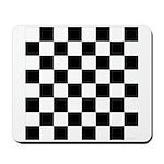Chess Checker Board Mousepad