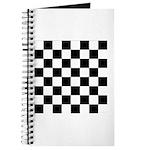 Chess Checker Board Journal