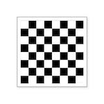 Chess Checker Board Square Sticker 3