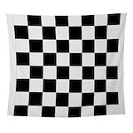Chess Checker Board Wall Tapestry
