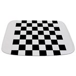 Chess Checker Board Bathmat