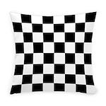 Chess Checker Board Everyday Pillow