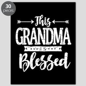 Blessed Grandma Puzzle