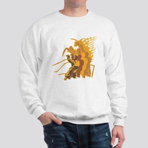 """Praying Mantis Kung Fu"" Sweatshirt"