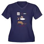 safe a life funartz Plus Size T-Shirt
