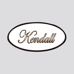 Gold Kendall Patch
