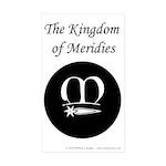 Meridies Populace Sticker (Rectangle 10 pk)