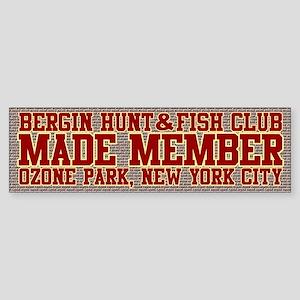 BH&FC Sticker (Bumper)