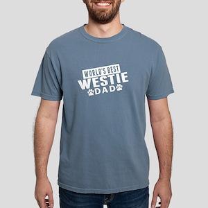 Worlds Best Westie Dad T-Shirt