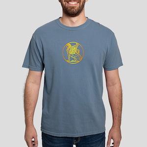 Golden Sphinx Round T-Shirt