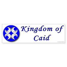 Caid Populace Bumper Sticker