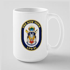 LPD 21 New York Large Mug