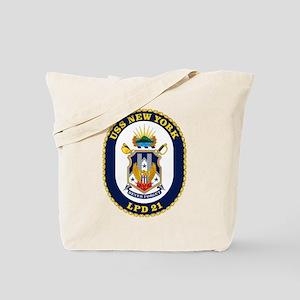 LPD 21 New York Tote Bag