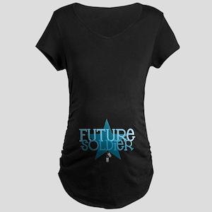 Future Soldier maternity Dark T-Shirt