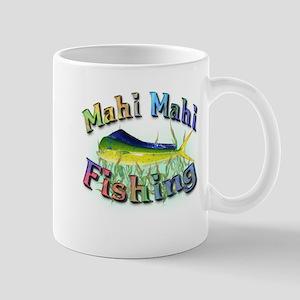Mahi Mahi Fishing Mug