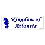 Atlantia Populace Bumper Sticker (10 pk)