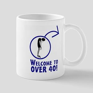 over 40 Mug
