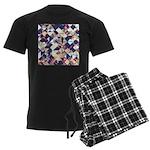 Geometric Grunge Pattern Pajamas