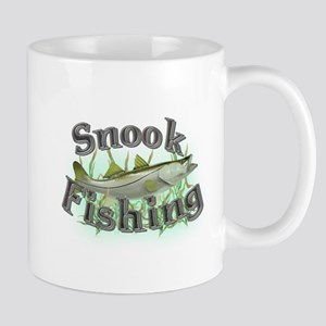 Snook Fishing Mug