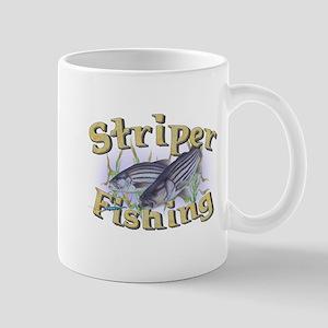 Striper Fishing Mug