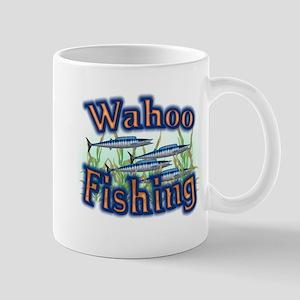 Wahoo Fishing Mug