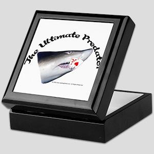 Card Shark- Ultimate Predator Keepsake Box