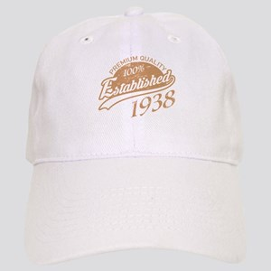 Established 1938 Cap