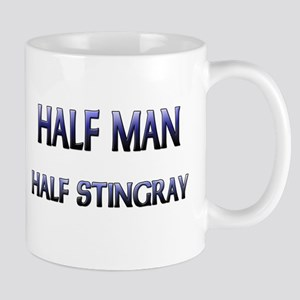 Half Man Half Stingray Mug