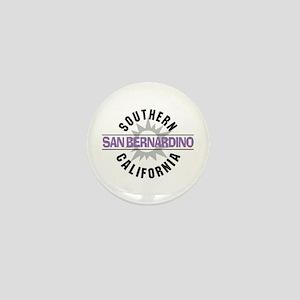 San Bernardino California Mini Button