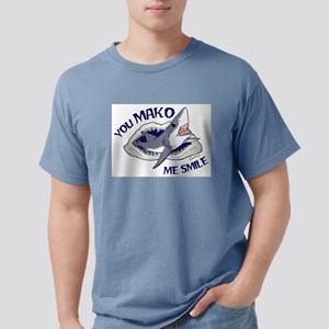 Mako me smile T-Shirt