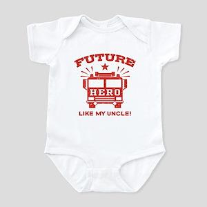 Future Hero Like My Uncle Infant Bodysuit