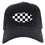 Checkerboard Baseball Hat