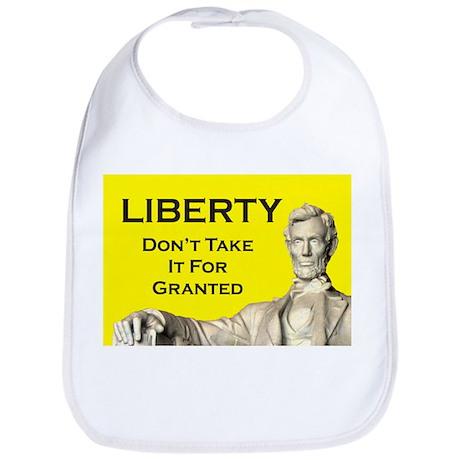 Lincoln/Liberty Bib