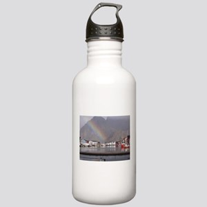 Lofoten Isands, Norway Stainless Water Bottle 1.0L
