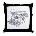 Writer Author Gift Throw Pillow