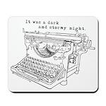 Writer Author Gift Mousepad