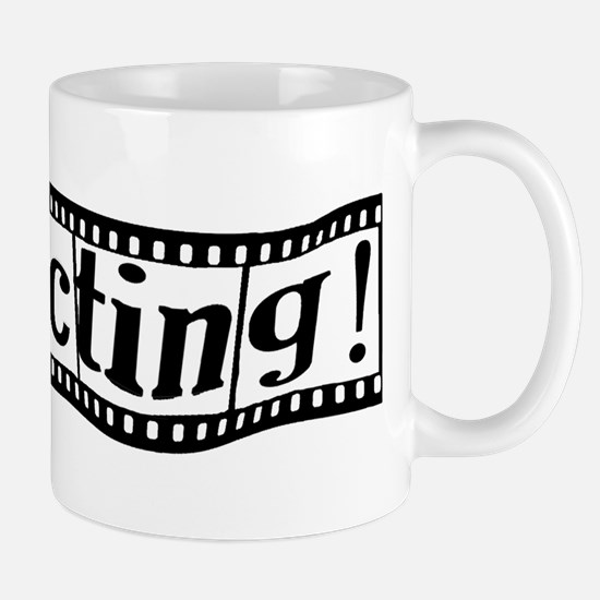 Graduating Actor Mug