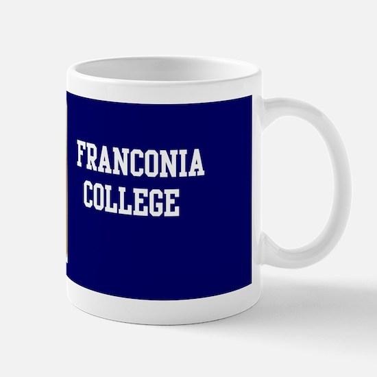 franconia college radio station Mugs