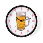 Happy Hour Wall Clock