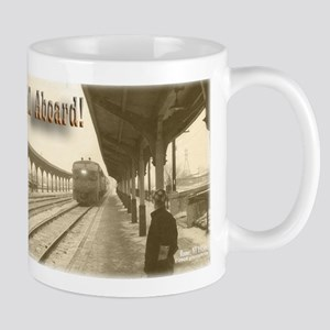 New York Central Mug