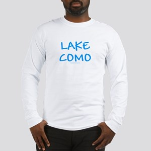 Lake Como - Long Sleeve T-Shirt