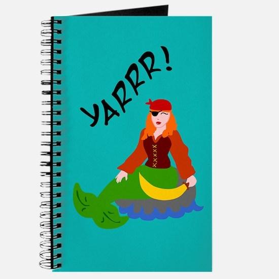 Pirate Mermaid Journal