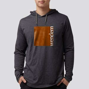 Brother in Amharic: Coffee Long Sleeve T-Shirt