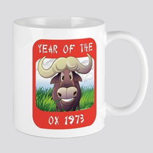 Year of The Ox 1973 Mug