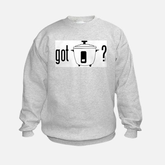 got rice (cooker) Sweatshirt