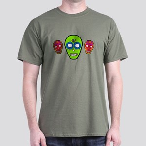Calaveras Sugarskulls Dark T-Shirt