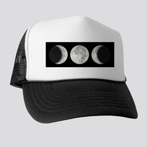 Three Phase Moon Trucker Hat