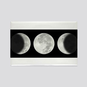 Three Phase Moon Rectangle Magnet